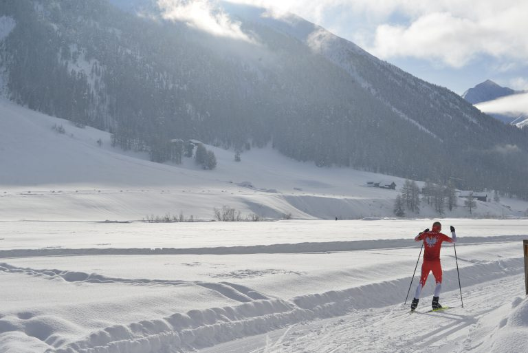 trening, biathlon, athleta